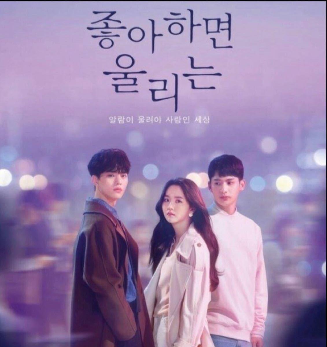 韓国ドラマ ラブアラーム  恋するアプリ DVD  season 1 & 2 セット