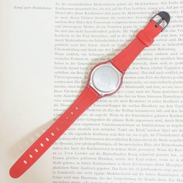 ★CASIO ILLUMINATOR デジアナ 多機能 メンズ 腕時計 ★カシオ イルミネーター LW-200 アラーム クロノ 稼動品 F4329_画像8