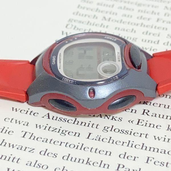 ★CASIO ILLUMINATOR デジアナ 多機能 メンズ 腕時計 ★カシオ イルミネーター LW-200 アラーム クロノ 稼動品 F4329_画像5
