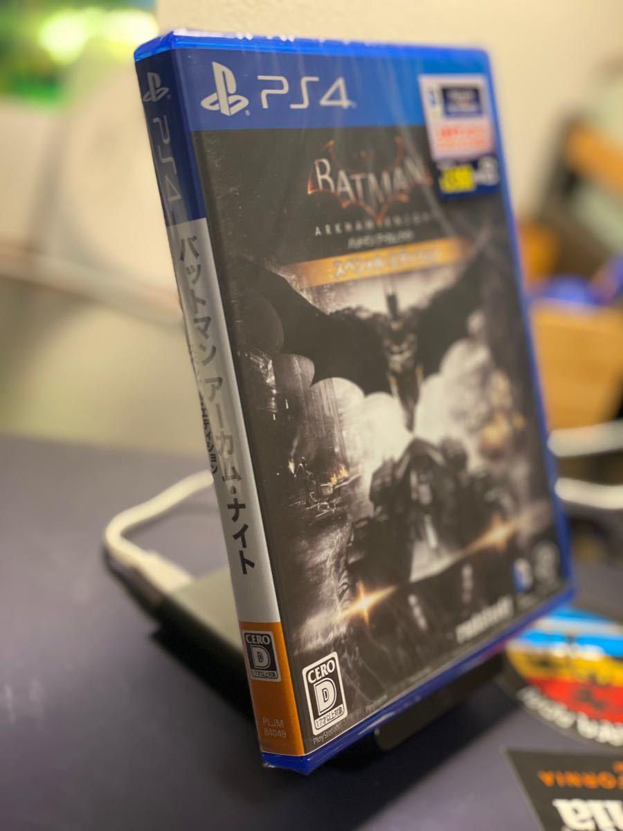 バットマン:アーカム・ナイト スペシャル・エディション - PS4  BATMAN KNIGHT PS4ソフト