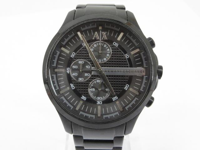k30132-rr 【送料600円】中古◎ARMANI EXCHANGE AX2138 腕時計 watch [157-210507]