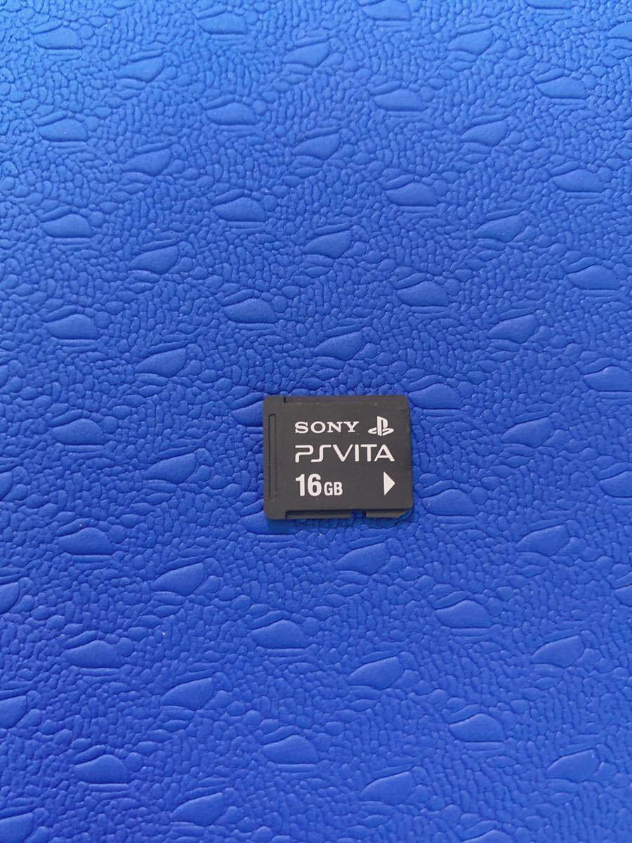 PS Vita PCH-1000 psvita本体 充電器 ゲームソフト スタンド 保護ケース 16GBメモリーカード 付き、中古品_画像5