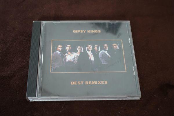CD ジプシー・キングス GIPSY KINGS BEST REMIXES ベスト 送料格安_画像1
