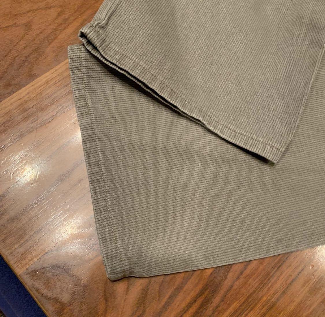 日本製 キレイ リーバイス 513 BIG E ストレート コーデュロイ W33 細畝 90s Levi's vintage 519 517_画像3