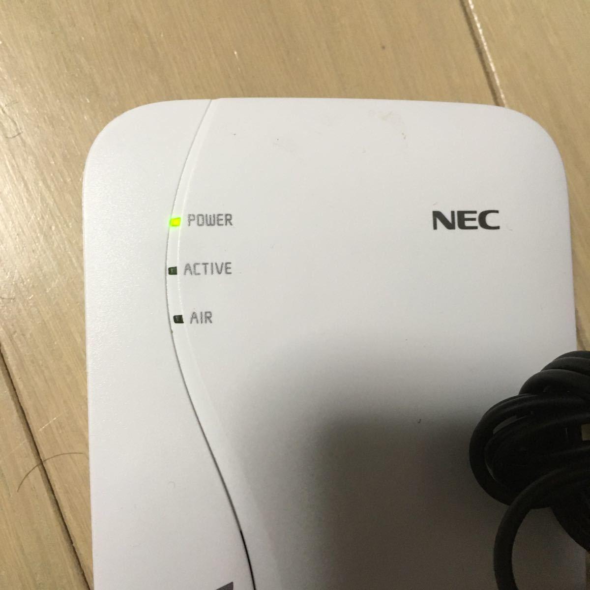 NEC Aterm WF300HP 無線LANルーター USB