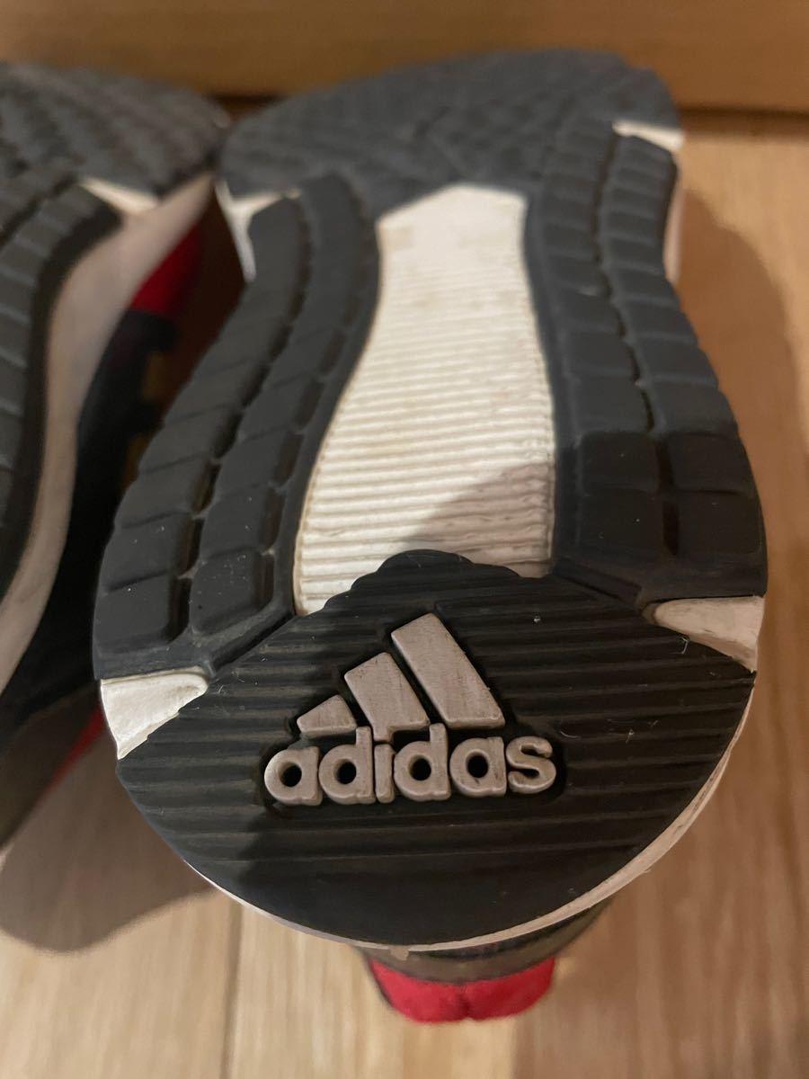 adidas アディダス スニーカー 17.5 キッズ 子供