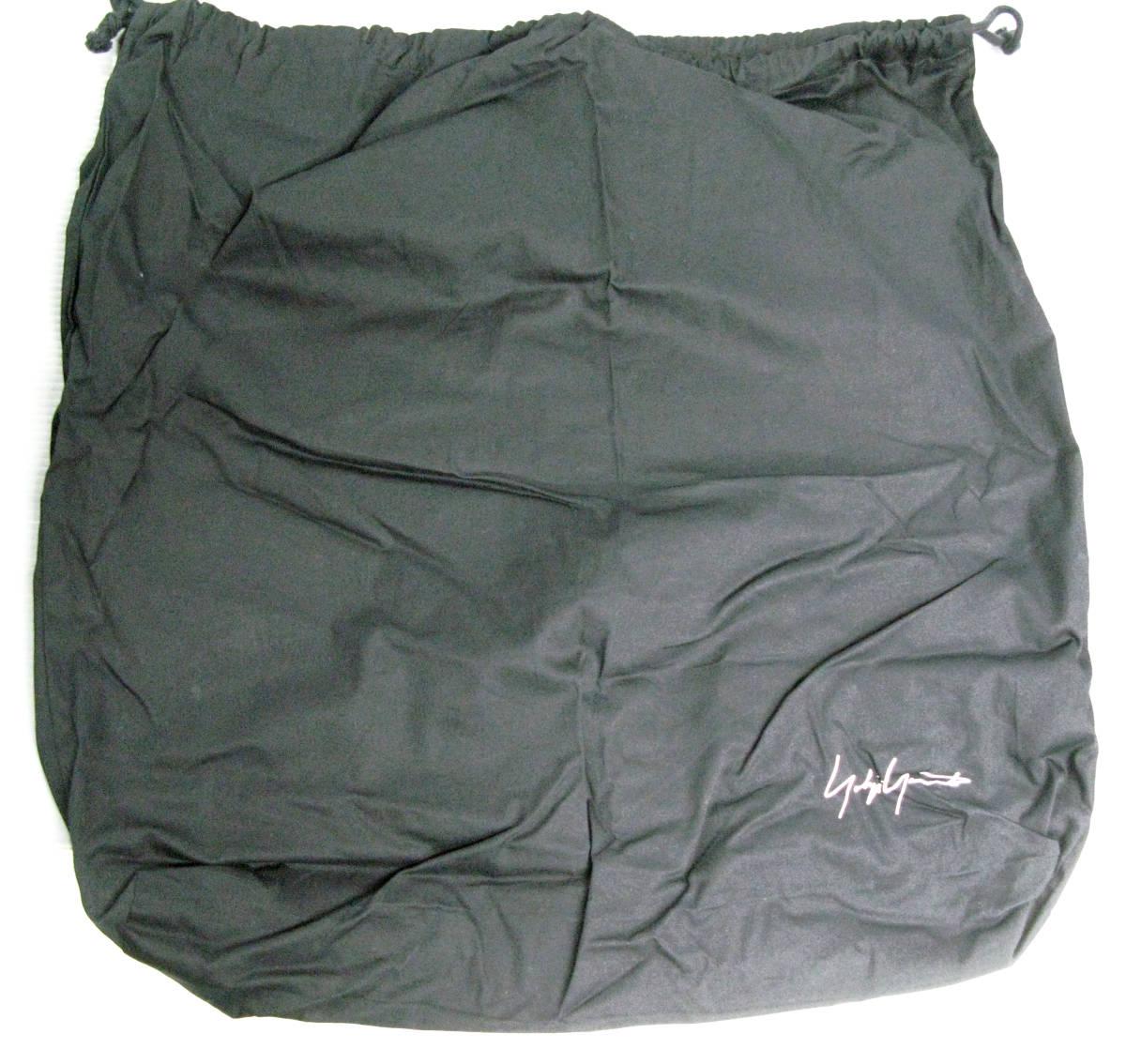 ヨウジヤマモト Yohji:青山店限定 チェーン付き スタッズ バッグ ( レア Yohji Yamamoto Aoyama Limited Studs Chain Leather Bag _画像6