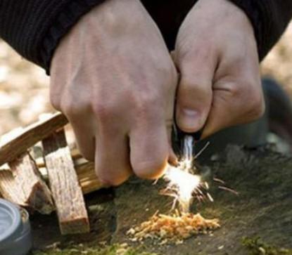 ステンレス バーベキューグリル 焚火台 火起こしセット BBQ 薪ストーブ