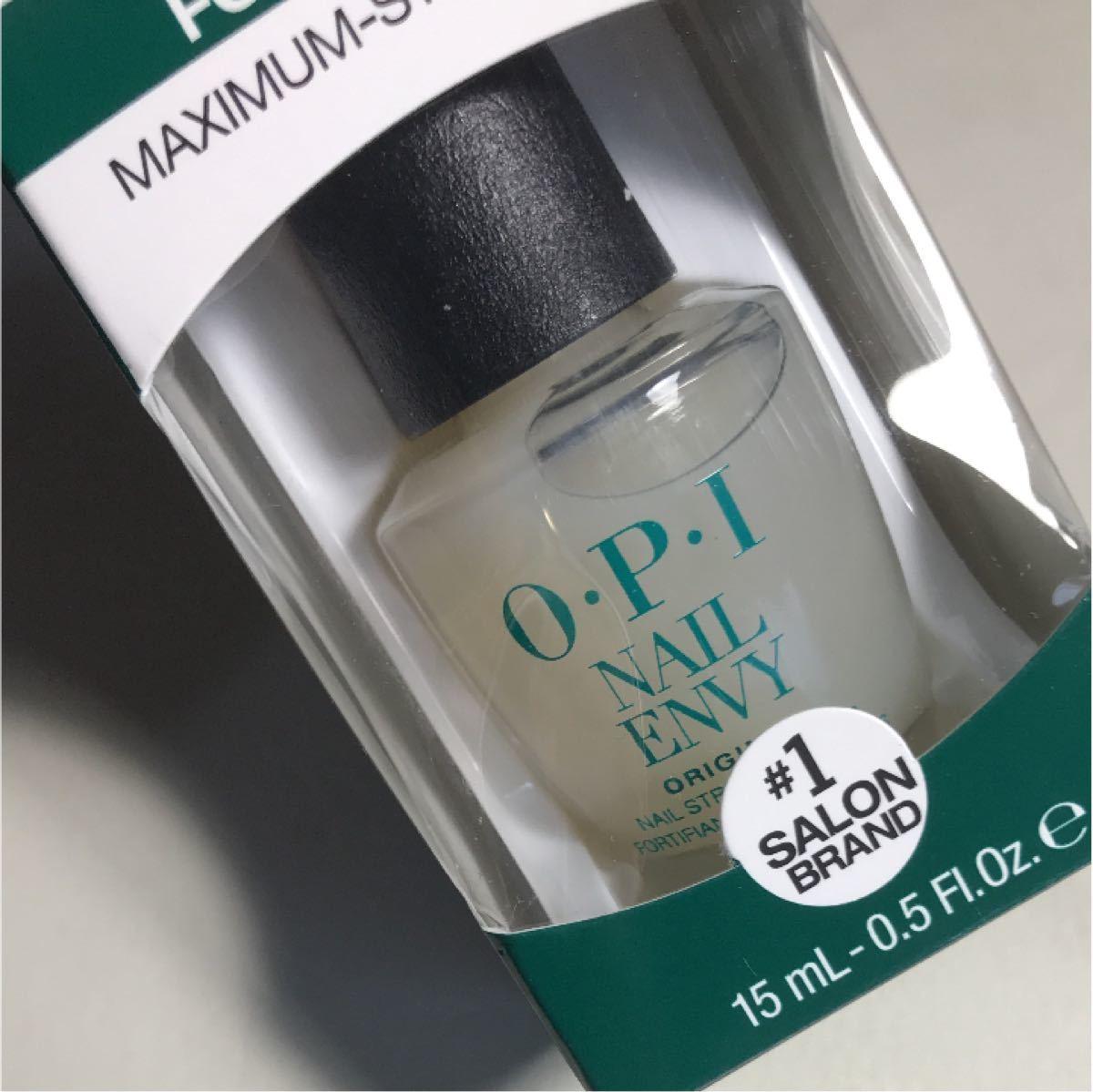 OPIネイルエンビーオリジナル・OPIプロスパネイル&キューティクルオイルトゥゴー 新品未使用未開封