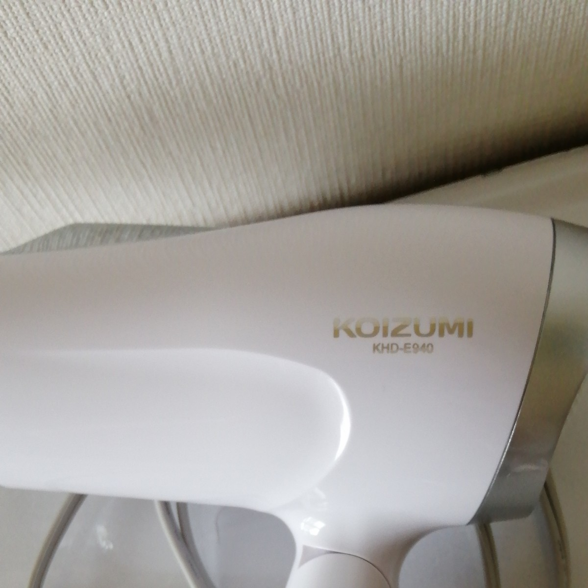 コイズミ ヘアドライヤー KHD-E940ヘアアイロンまとめ売り