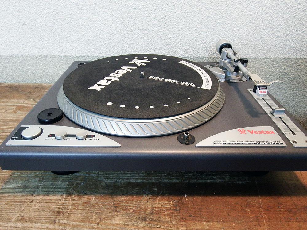 ◆ レコードプレーヤー Vestax PDX-a1S 二台セット ■YFAD00002077_画像6