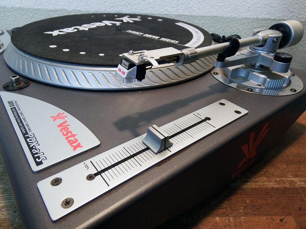 ◆ レコードプレーヤー Vestax PDX-a1S 二台セット ■YFAD00002077_画像7