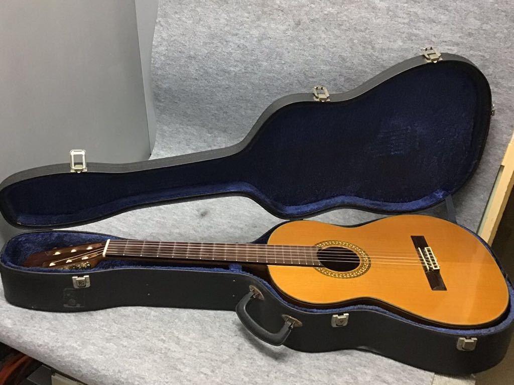 良品◎RYOJI MATSUOKA 松岡良治 No.20 クラシックギター☆1979年☆_画像1