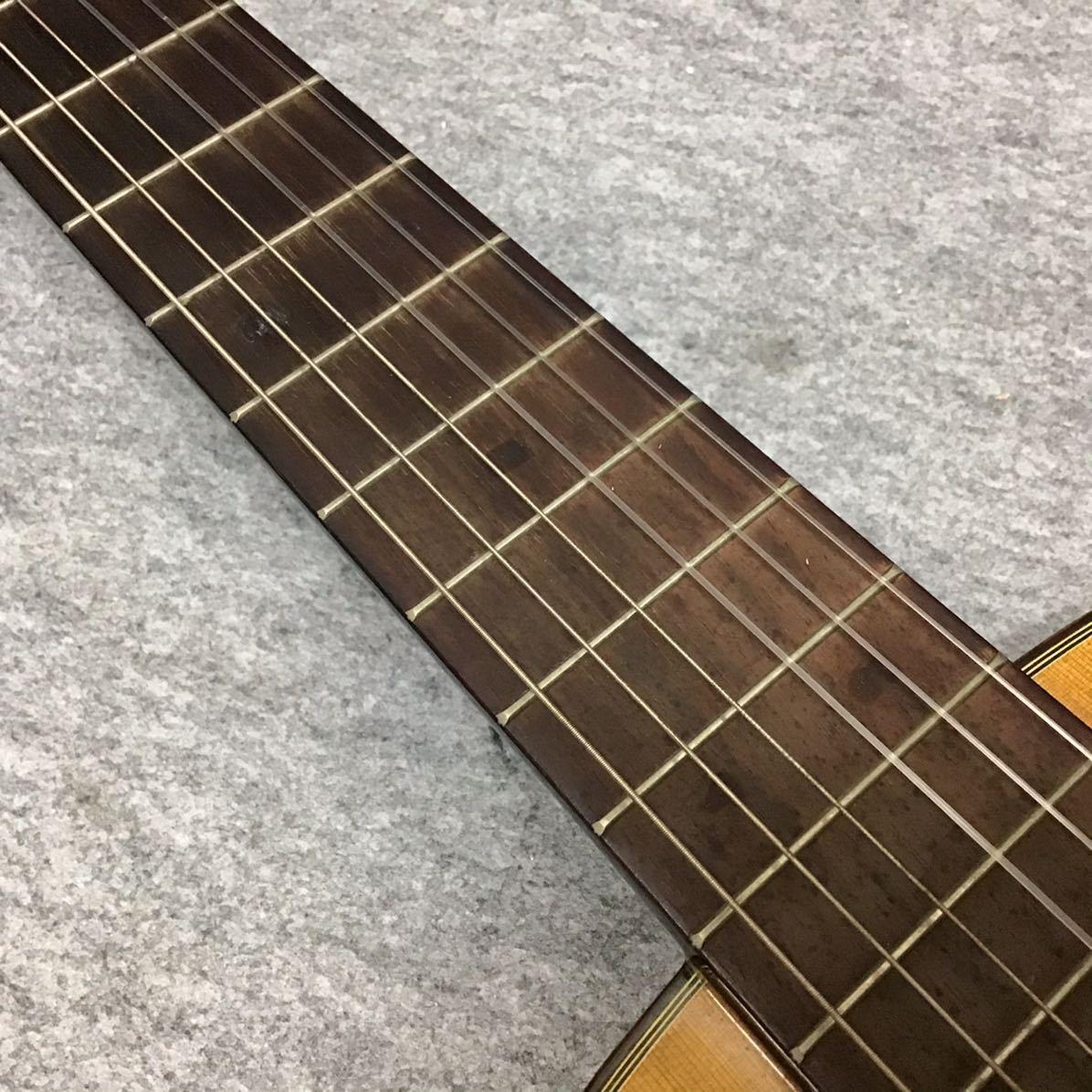 良品◎RYOJI MATSUOKA 松岡良治 No.20 クラシックギター☆1979年☆_画像6