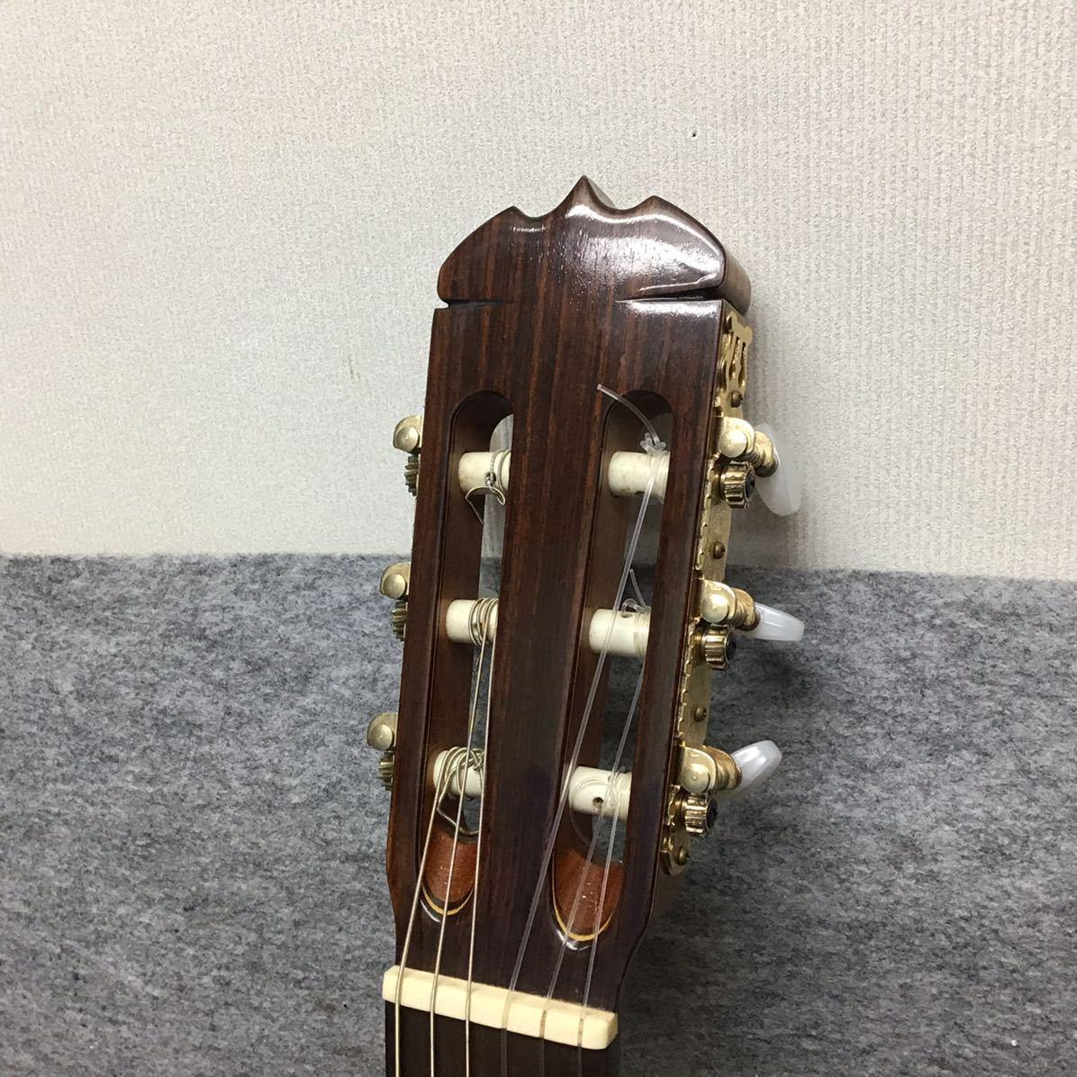 良品◎RYOJI MATSUOKA 松岡良治 No.20 クラシックギター☆1979年☆_画像8