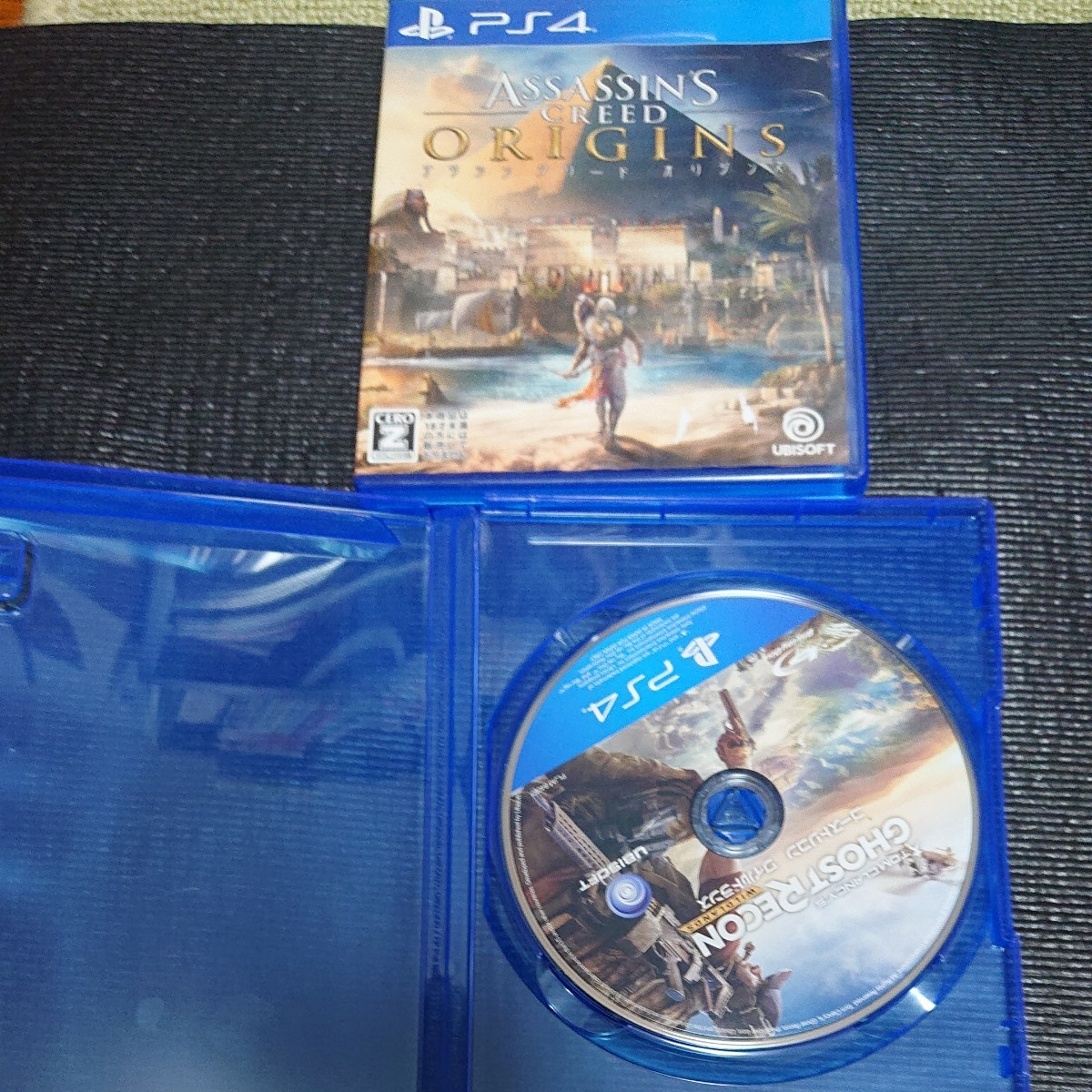 PS4ソフト PS4