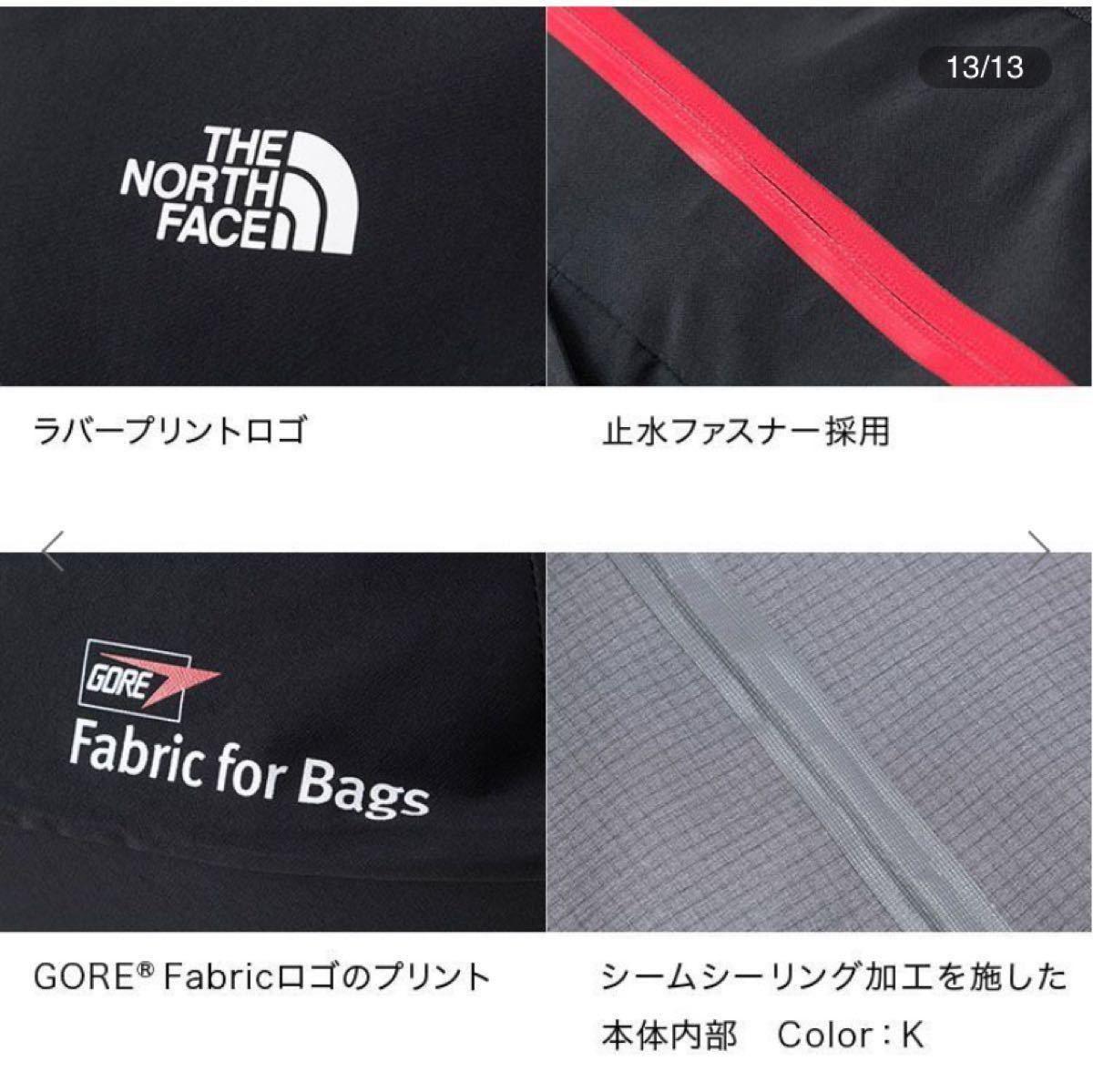 THE NORTH FACE GR ザ ノースフェイス ジーアール バックパック NM61817 日本限定モデル 防水 梅雨に最適