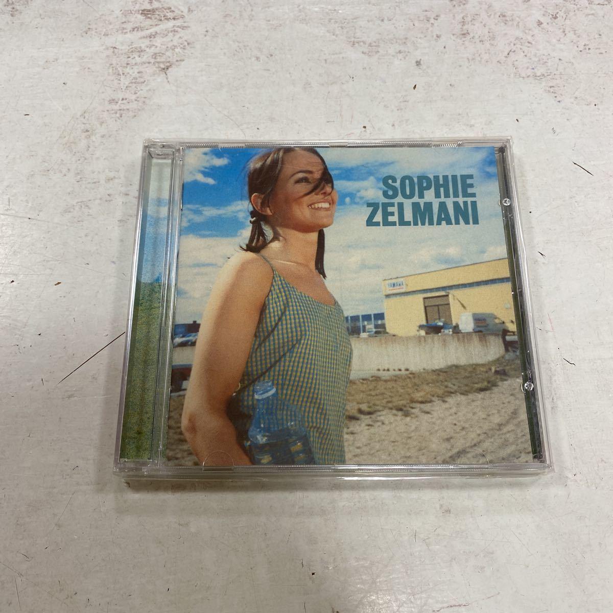 未開封新品 デッドストック 倉庫保管品 CD 輸入盤 SOPHIE ZELMANI EPC-4809552 ソフィー・セルマーニ_画像1
