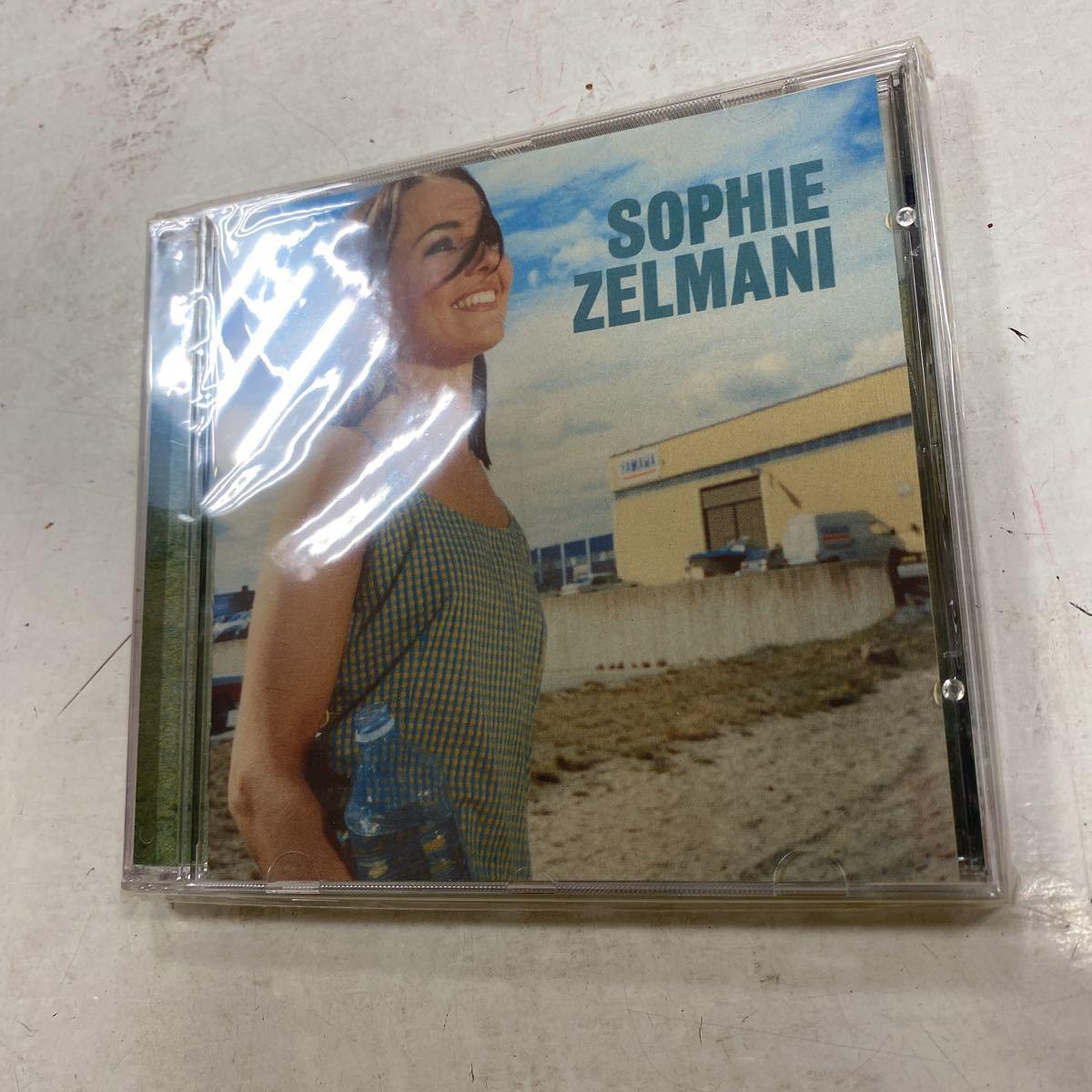 未開封新品 デッドストック 倉庫保管品 CD 輸入盤 SOPHIE ZELMANI EPC-4809552 ソフィー・セルマーニ_画像3