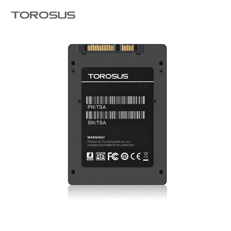 ★ 最安新品!● SSD TOROSUS 240GB SATA3 / 6.0Gbps 内蔵型 2.5インチ NAND 3D TLC 新品未使用 デスクトップ ノートPC TSA240 (a1609)_画像6