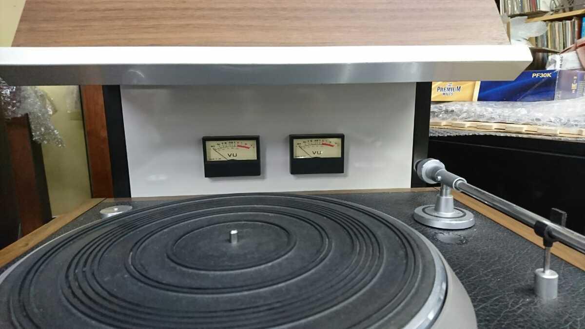 デノンレコードプレイヤーDN307F-Tメンテ品_画像4