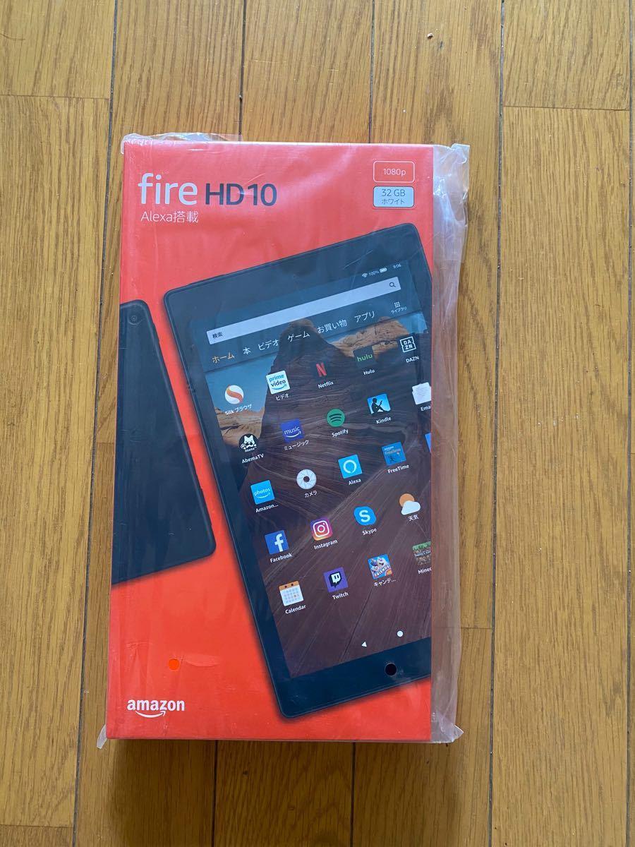 Fire HD 10 タブレット ホワイト32GB  / Amazon