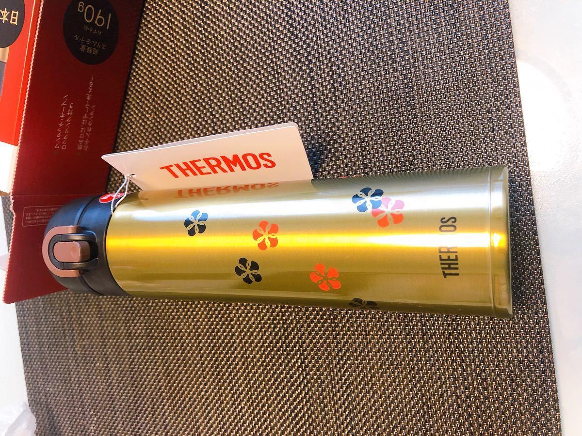 THERMOS 真空断熱 ケータイマグ タ 日本製 0.4L  サーモス 水筒