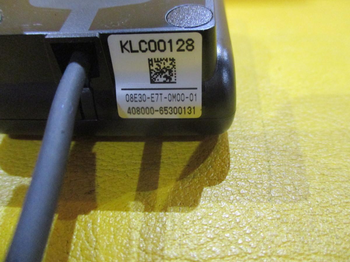 動作未確認中古★Honda Access ホンダアクセス★ドライブレコーダー(カメラ一体型タイプ) 08E30-E7T-0M00-01★ステップワゴン RP3外し_画像9