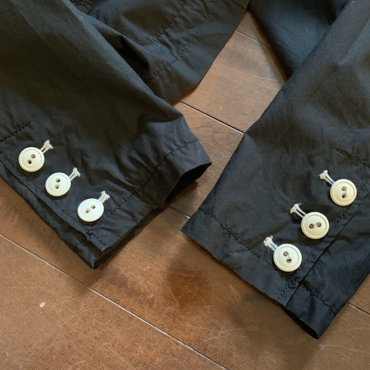 COOMB レディース テーラードジャケット 黒  M相当 42