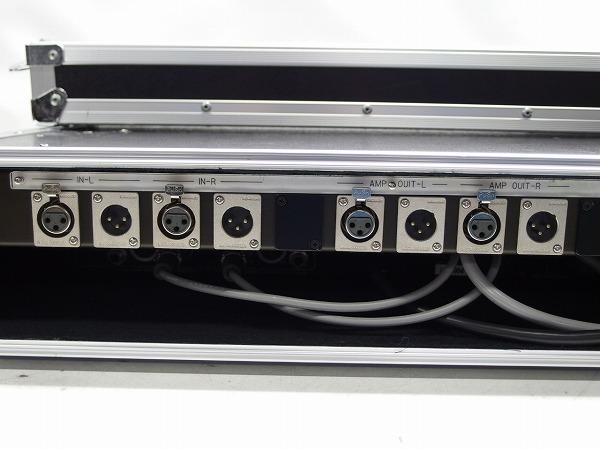 YAMAHA PC1000 業務用パワーアンプ ハードケース付き *319267_画像7