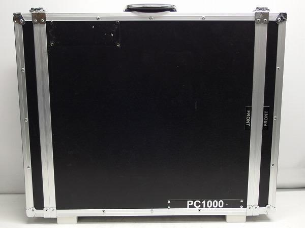 YAMAHA PC1000 業務用パワーアンプ ハードケース付き *319267_画像8