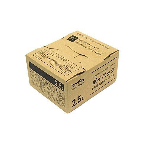 お買い得限定品 2.5L エーモン ポイパック(廃油処理箱) 2.5L (1603)_画像1