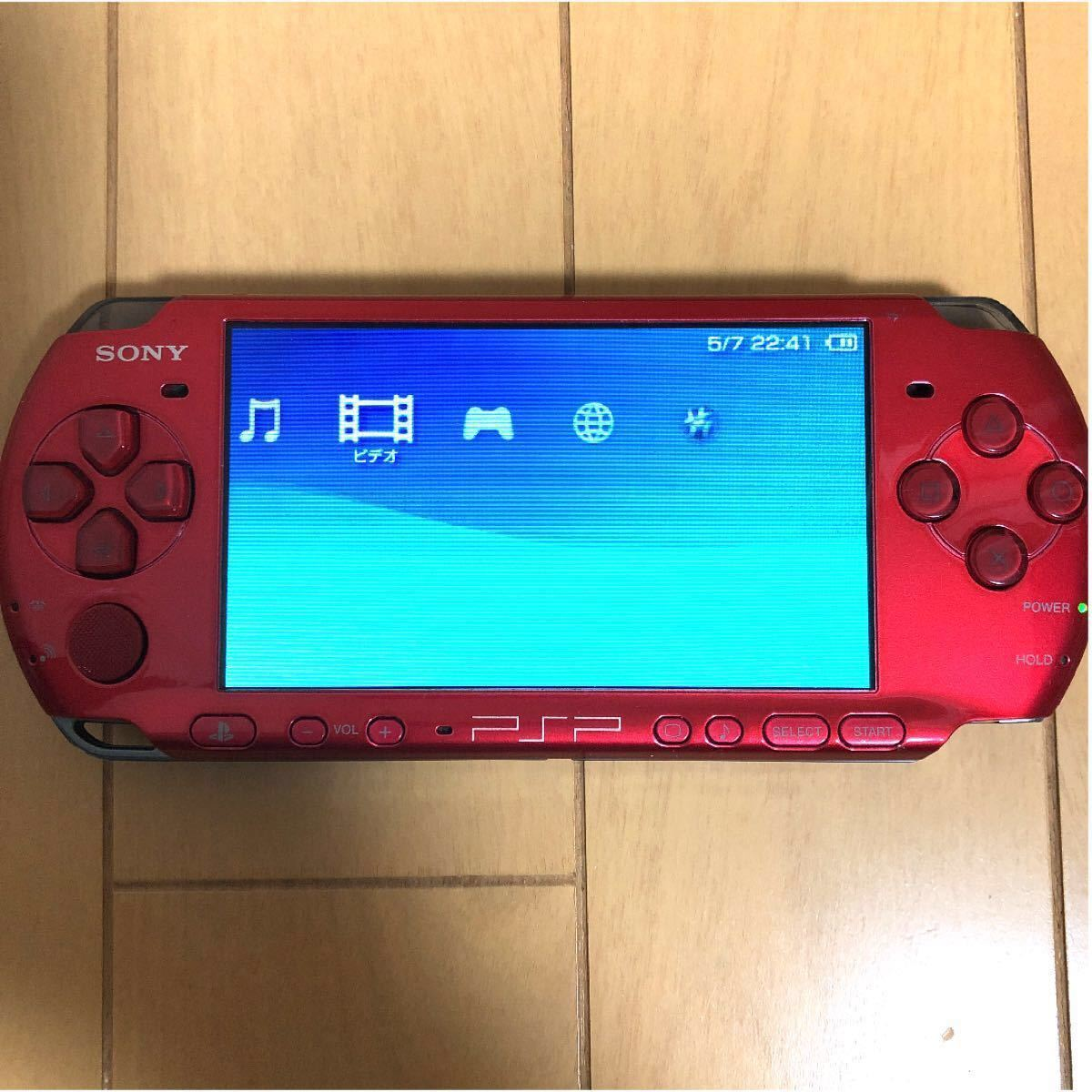 SONY PlayStationPortable PSP-3000MS おまけ付き