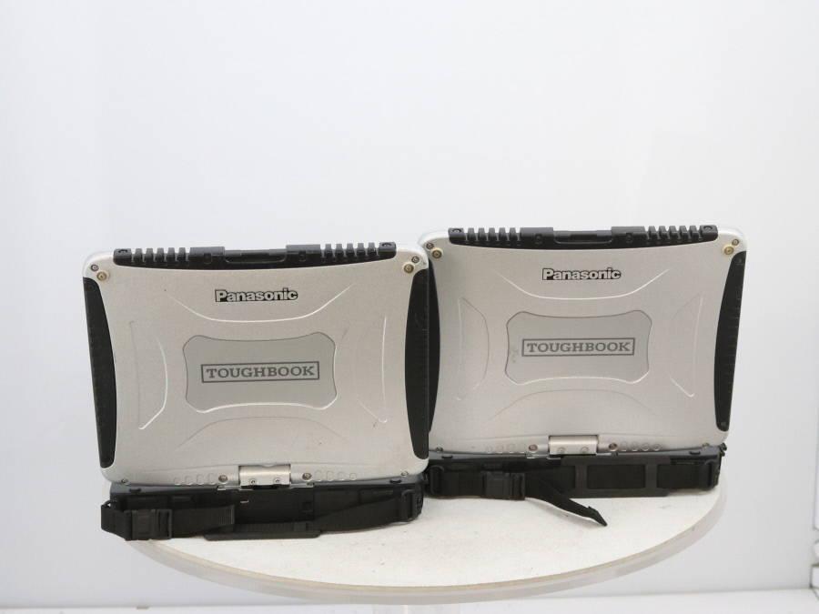Panasonic CF-195W1ACS TOUGHBOOK 2台セット まとめ売り■現状品_画像3