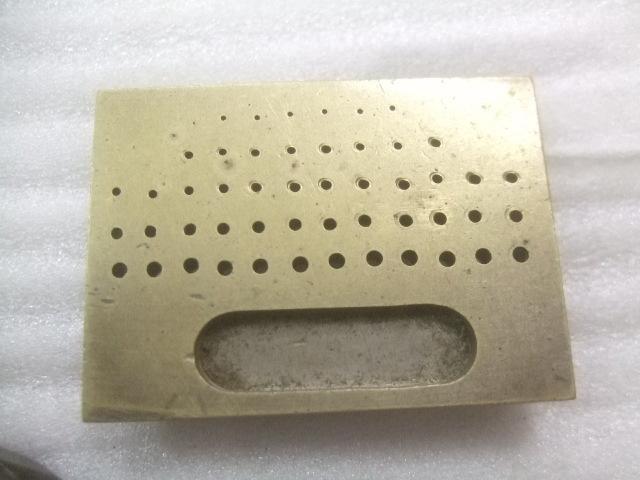 時計修理用工具 ネジ置台、四ッ割工具など M818_画像5
