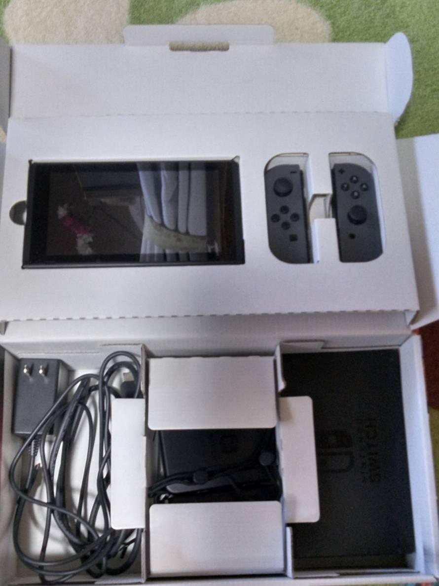 ニンテンドースイッチ本体 Nintendo Switch