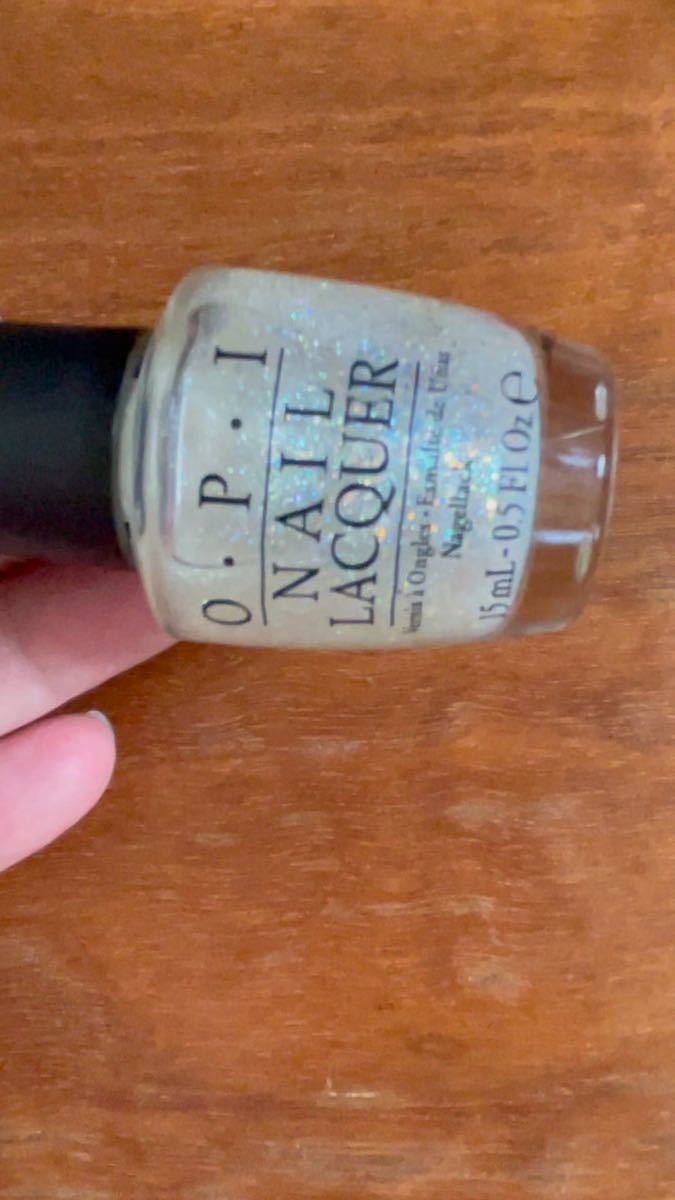 OPI NailLacquer Make Light of the Situation NL T68 オーピーアイ(廃盤)未使用