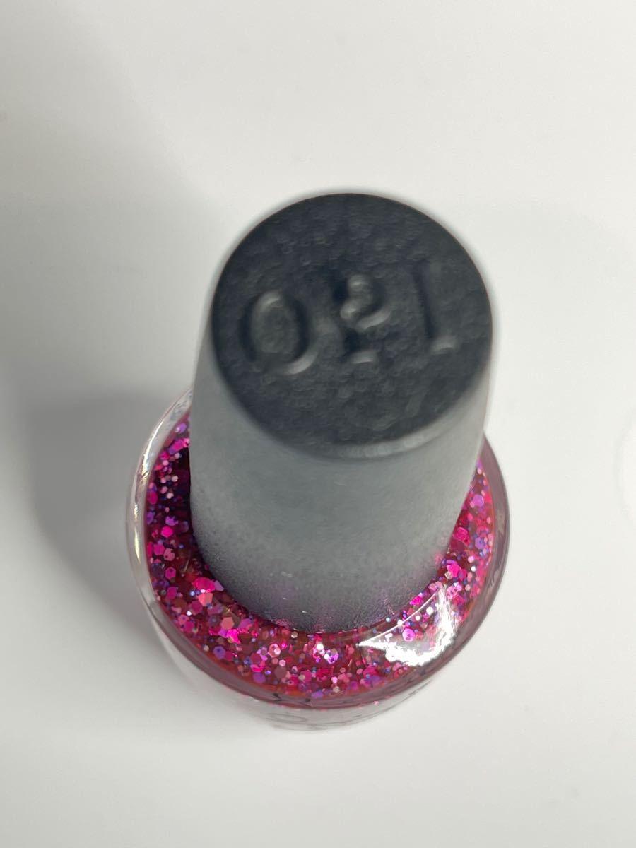 OPI Nail Lacquer NL G35 BLUSH HOUR オーピーアイ ネイルグリッター(廃盤)未使用