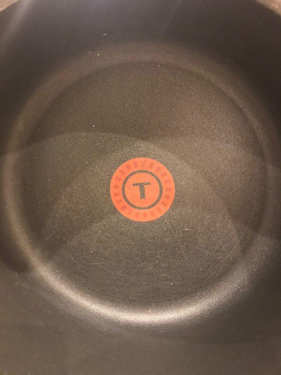 T-fal ティファール インジニオ ガス火対応 5点セット ソースパン フライパン ウォックパン 取っ手