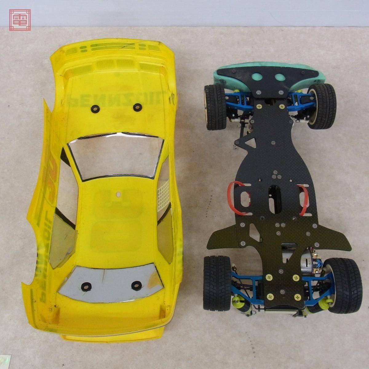 ヨコモ/HPI 1/10 スーパーツーリング&GT 4WD YR-4/スペアボディセット まとめてset RC ラジコンパーツ YOKOMO 未検品 ジャンク【40_画像10