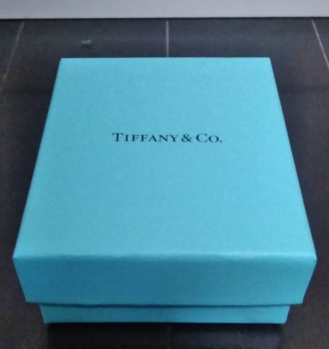 TIFFANY&CO.ティファニー アクセサリー空箱リボンセット