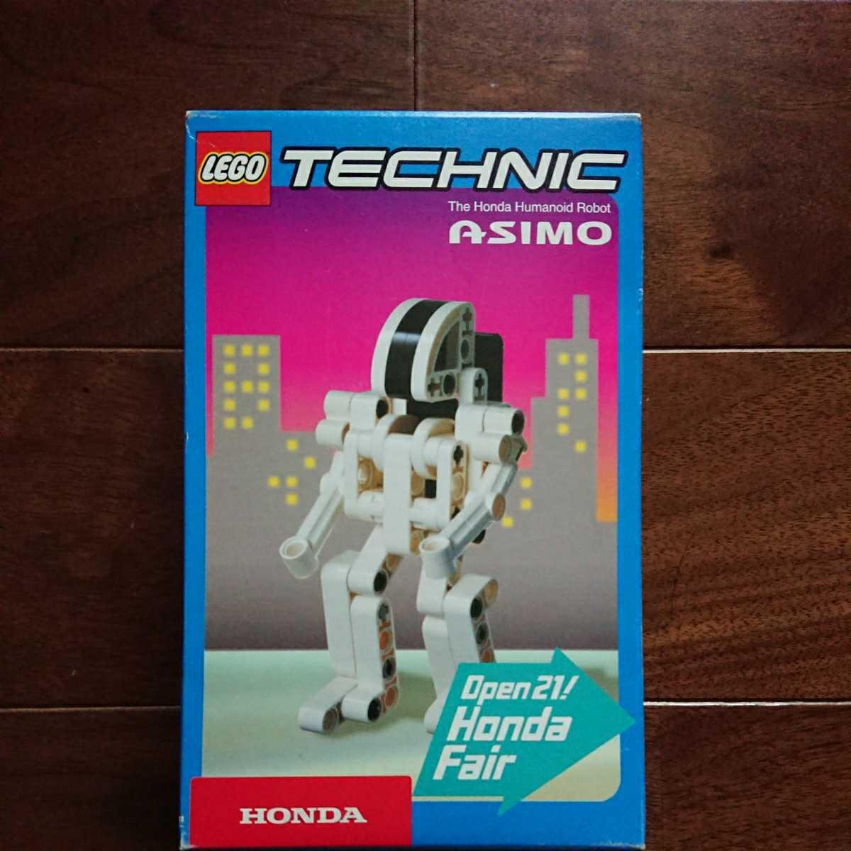 LEGO レゴ テクニック アシモ HONDA ASIMO 未開封_画像1