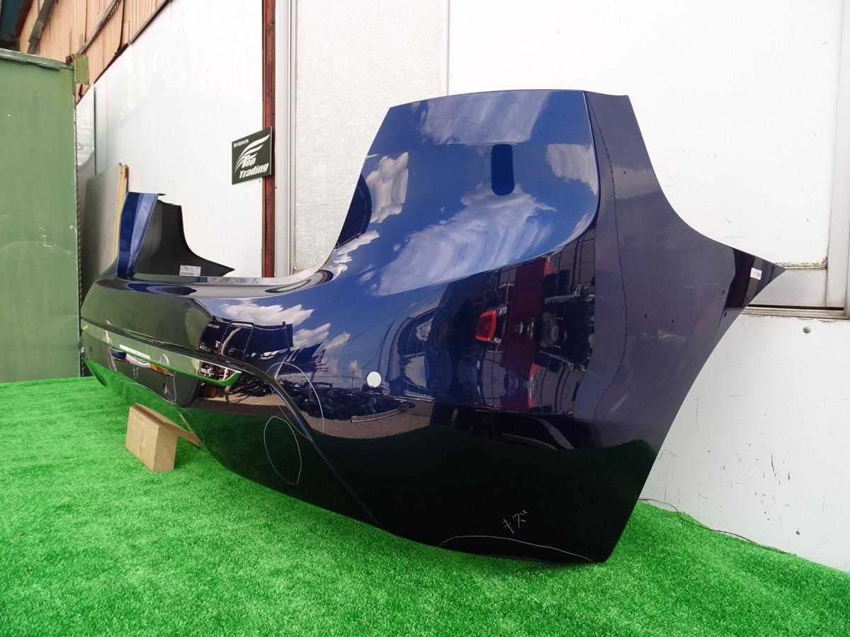 K7269vc BMW 純正 2シリーズ アクティブツアラー F45 LCI 後期 ラグジュアリー リアバンパー 51127480391 メディテラニアンブルー_画像2