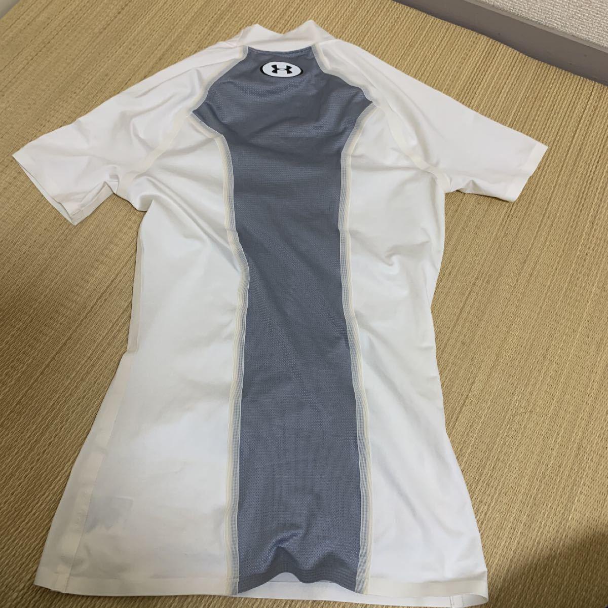 アンダーアーマー ヒートギア アンダーシャツ 半袖 UNDER ARMOUR アンダーアーマーヒートギア