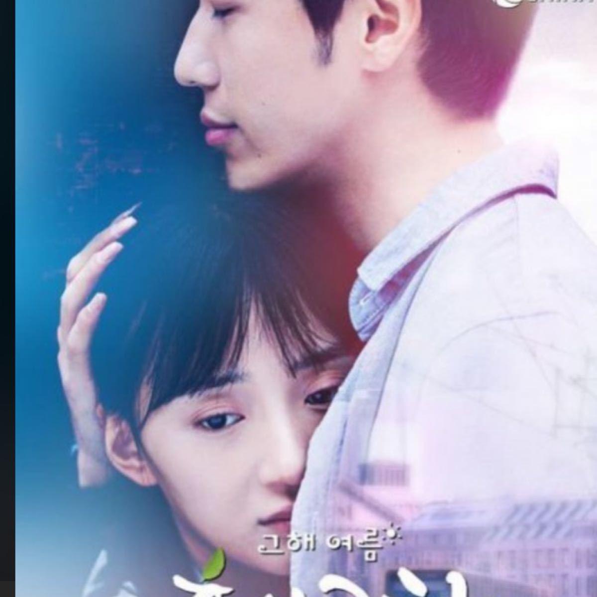 中国ドラマ  未来へ続く、あの夏の恋 【Blu-ray】全話