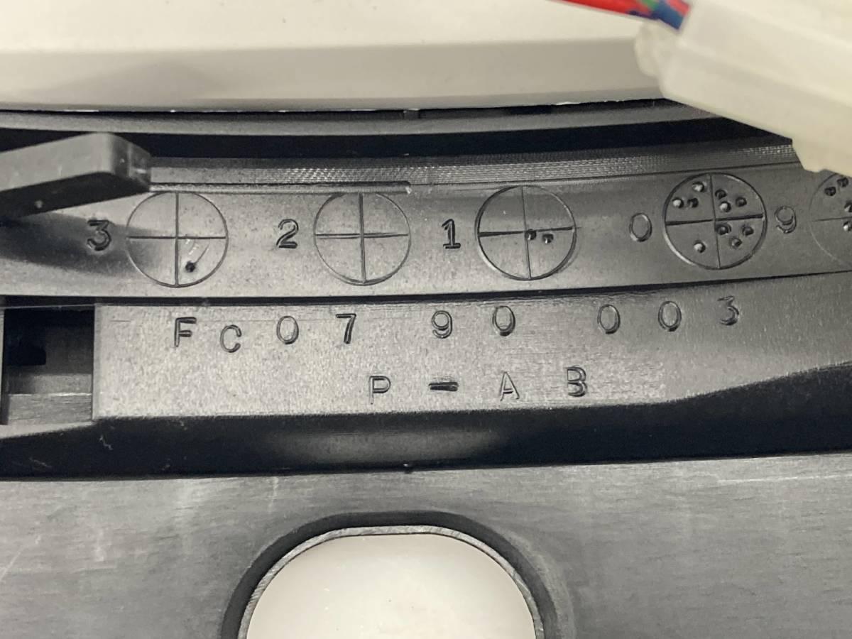 _b61180 マツダ サバンナRX-7 E-FC3S シフトパネル (2) カバー AT トリム 内装 FD8 FC07-90-003 / FC07-90-006 FC3C_画像8