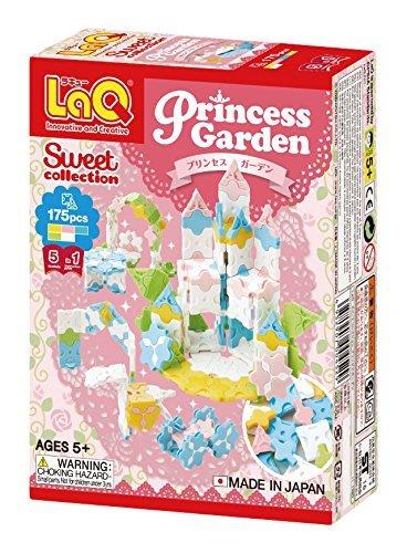 ラキュー (LaQ) スウィートコレクション(SweetCollection) プリンセスガーデン_画像1