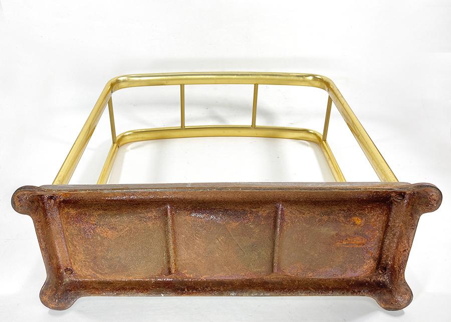 1930年代ドイツ製 アルミ 傘立て/モダン/アンティーク/バウハウス/店舗什器/椅子/デスク/チェア/インダストリアル/ビンテージ/ランプ/照明_画像9