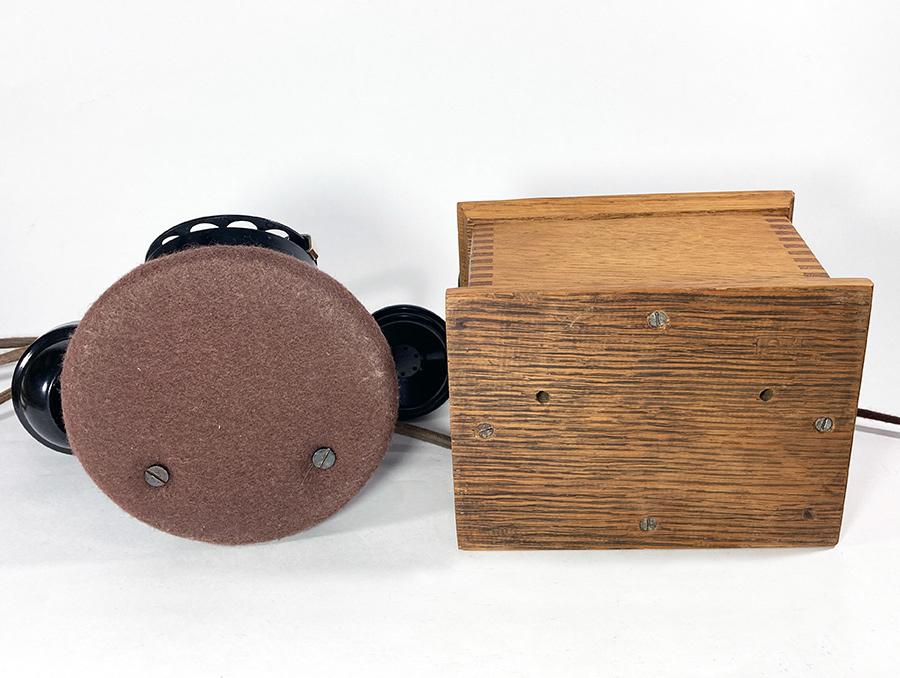 -実働品- 1920's USA アンティーク 電話機/家具/店舗什器/ランプ/ビンテージ/デスク/o.c.white/gras/黒電話/映画/rrl/古着/sweet orr/照明_画像10