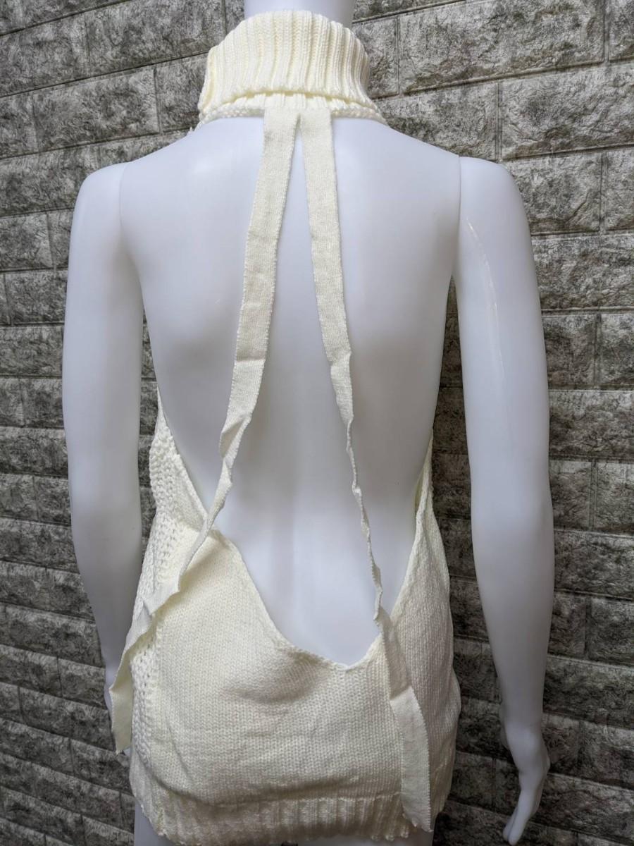 コスプレ衣装 コスプレ セクシー 童貞を殺すセーター 白色 キャバドレス